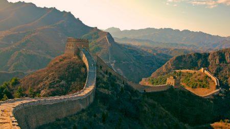 Chine en mars 2020