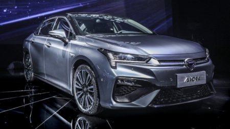 GAC Motors constructeur chinois