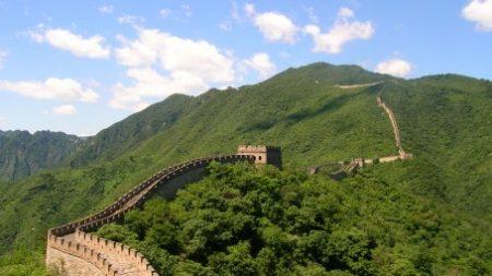 Premier séjour en Chine